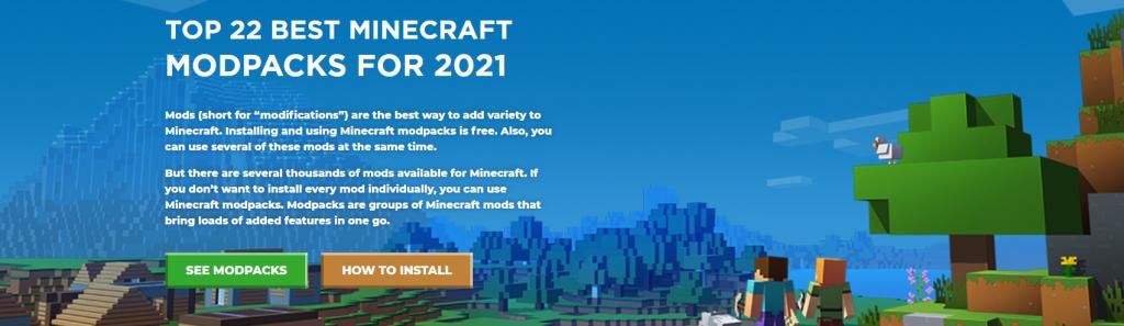 modded minecraft server hosting